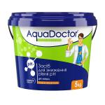 Химия для бассейна: AquaDoctor pH Minus Гранулы