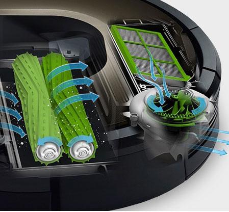 Система очистки AeroForce Roomba 980