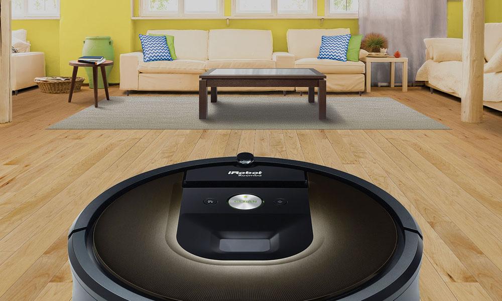 Купить робот пылесос irobot roomba 980 в интернет магазине