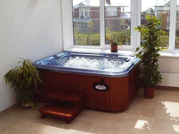 Достоинства гидромассажных SPA-бассейнов